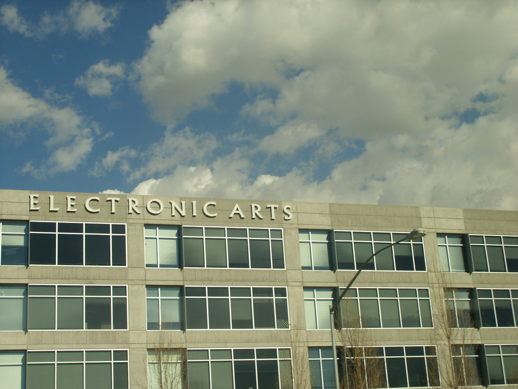 The author found himself interning here at Electronic Arts for 10 weeks one summer, thanks to a fateful TED-like video and a LinkedIn suggestion. (Source: nickstone333 on Flickr. Some rights reserved.)