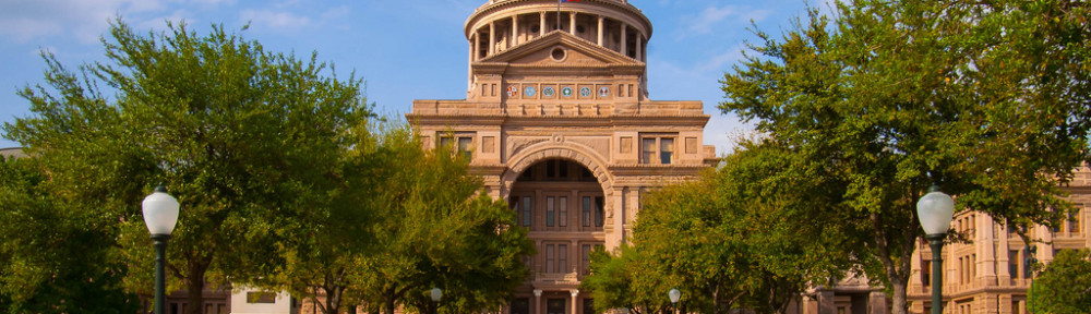 The Texas State Capitol Building. (Source: StuSeeger on Flickr. Some rights reserved.)