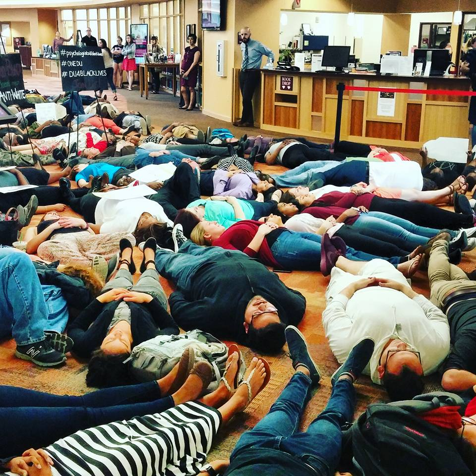 Die In, U of Denver