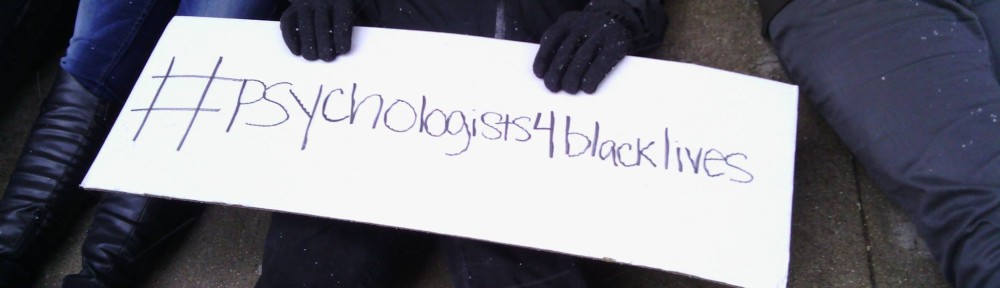 #psychologyforblacklives